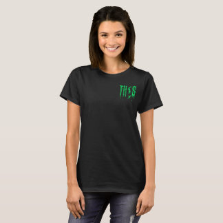 TH!S Grime Logo T Shirt [Women's; All Colors]