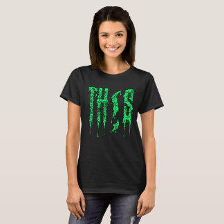 TH!S Grime Power Level [Women's; All Colors] T-Shirt