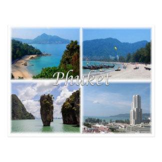TH Thailand - Phuket - Postcard