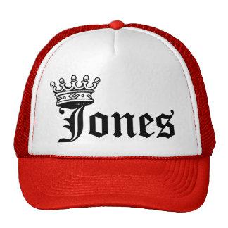 Tha King Trucker Hats