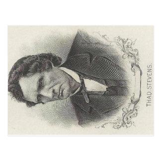 Thaddeus Stevens Postcard