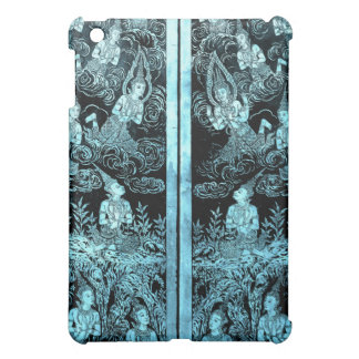 Thai Art Blue iPad Speck Case iPad Mini Covers