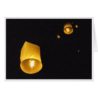 Thai Balloons Card