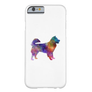 Thai Bangkaew Dog in watercolor Barely There iPhone 6 Case