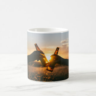 Thai Beer Glass Coffee Mug