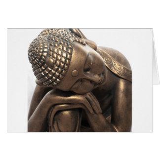 Thai Buddha Card