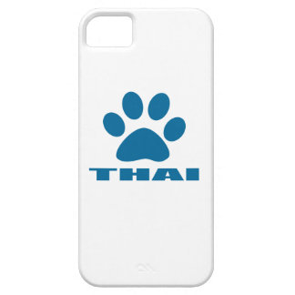 THAI CAT DESIGNS BARELY THERE iPhone 5 CASE