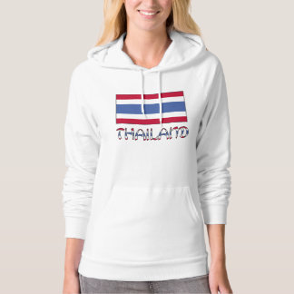 Thai FLag and Thailand Hoodie
