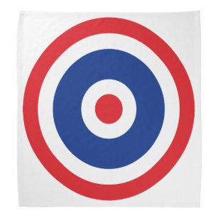 6c17afacf44 Thai Flag Roundel Target Bandana