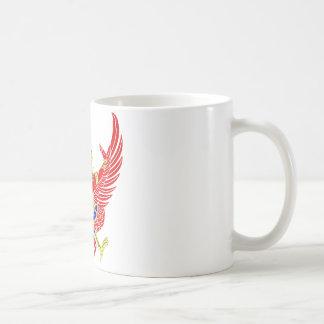 THAI GARUDA - KROOTH - SANSKRIT COFFEE MUG