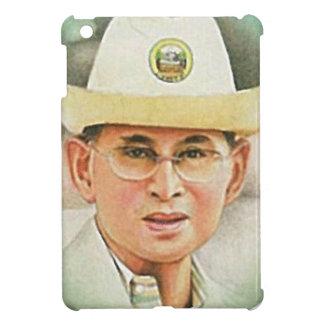Thai King Bhumibol Adulyadej - ภูมิพลอดุลยเดช iPad Mini Cases