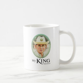 Thai King Bhumibol Adulyadej the Great Coffee Mug