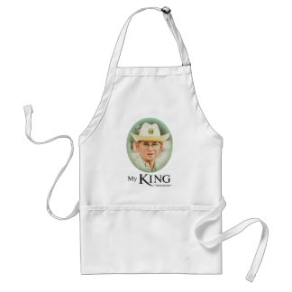 Thai King Bhumibol Adulyadej the Great Standard Apron