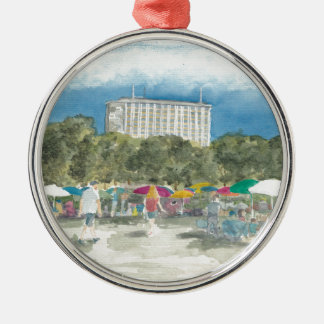 Thai Park Berlin Metal Ornament