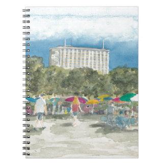 Thai Park Berlin Notebooks