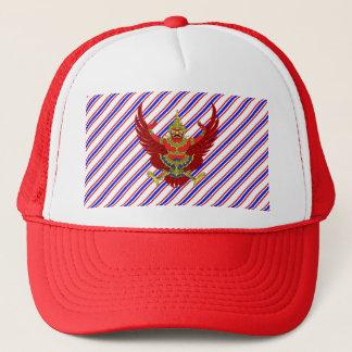 Thai stripes flag trucker hat