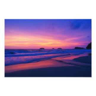 Thai Sunset Photo Print