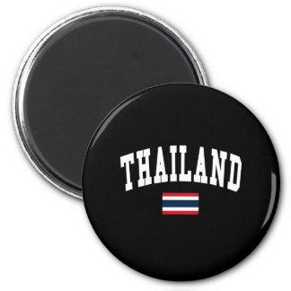 THAILAND 6 CM ROUND MAGNET