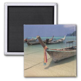 Thailand, Andaman Sea, Ko Phi Phi Island, Fridge Magnet