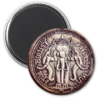 Thailand Baht Elephant Magnet