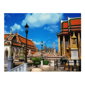 Thailand, Bangkok  Inside Wat Phra Keo Postcard