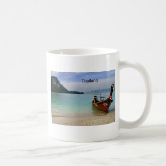 Thailand beach in Krabi (St.K) Coffee Mug