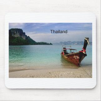 Thailand beach in Krabi (St.K) Mouse Pad