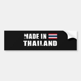 THAILAND BUMPER STICKERS