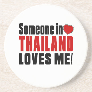 THAILAND Celebrating Years Of Being Awesome Beverage Coasters