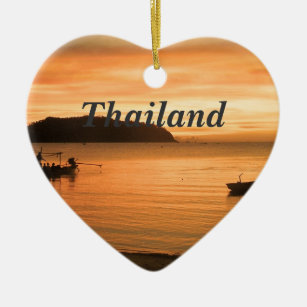 Thailand Ceramic Ornament