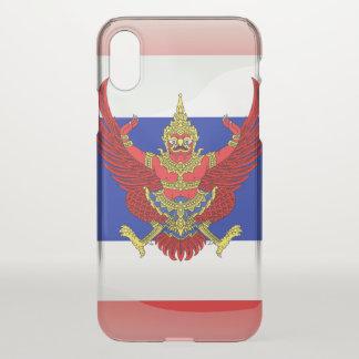 Thailand Coat arms iPhone X Case