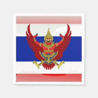 Thailand Coat arms Paper Serviettes