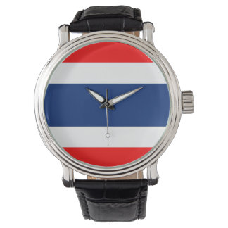 Thailand country flag nation symbol watch