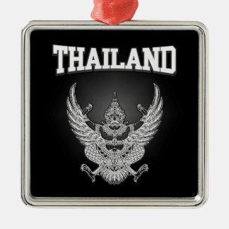 Thailand Emblem Metal Ornament