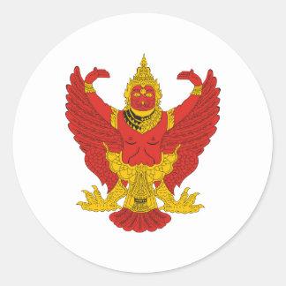 Thailand Emblem Sticker