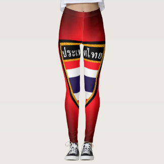 Thailand Flag Leggings