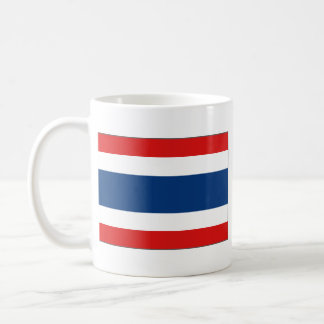 Thailand Flag ~ Map Mug