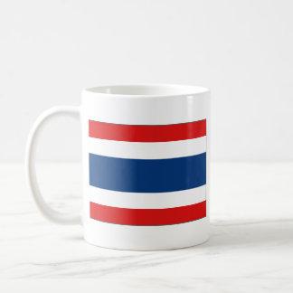 Thailand Flag ~ Map Mug