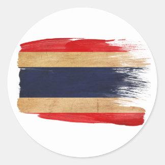 Thailand Flag Stickers