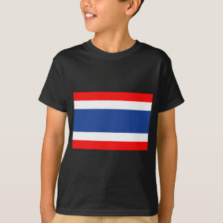 Thailand Flag T-Shirt