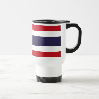 Thailand flag travel mug