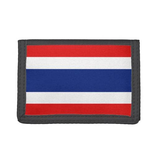 Thailand Flag Wallet