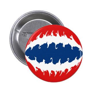 Thailand Gnarly Flag Pins