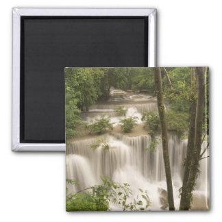 Thailand, Huai Mae Khamin Waterfall Magnet