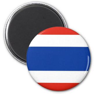 Thailand_magnet 6 Cm Round Magnet