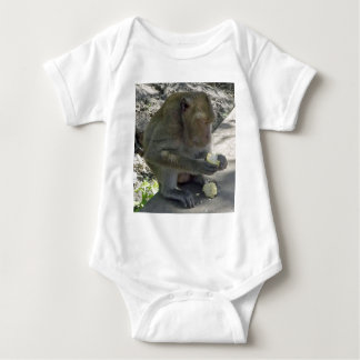 Thailand Monkey Baby Bodysuit