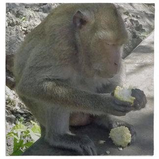 Thailand Monkey Napkin