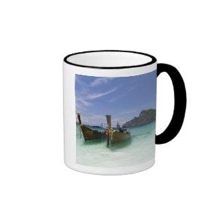 Thailand, Phi Phi Don Island, Yong Kasem beach, Coffee Mug