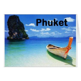 Thailand Phuket (St.K) Card