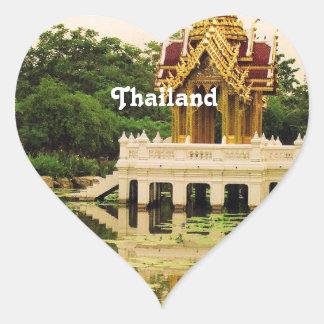 Thailand Water Garden Stickers